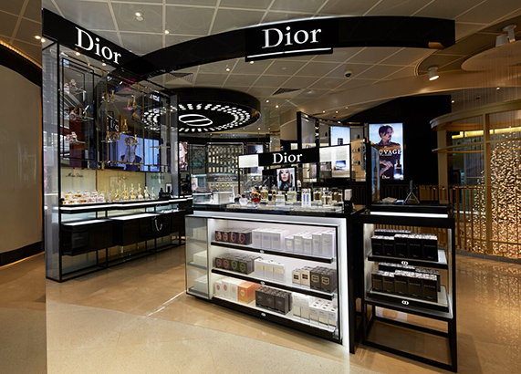 Luxury Empire LVMH To Buy Christian Dior for $13.1 Billion