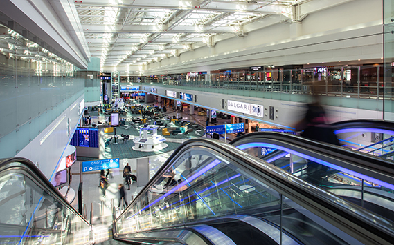 Passenger traffic at DXB up 7.4 per cent in Q1
