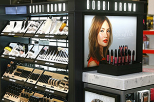Bobbi brown cosmetics has announced the opening of a new counter at
