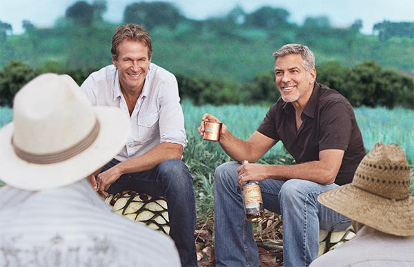 George Clooney just sold a tequila company for A BILLION DOLLARS