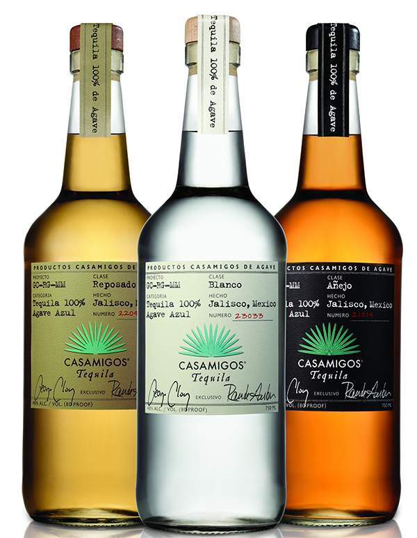 George Clooney sells his tequila company Casamigos for $1 billion