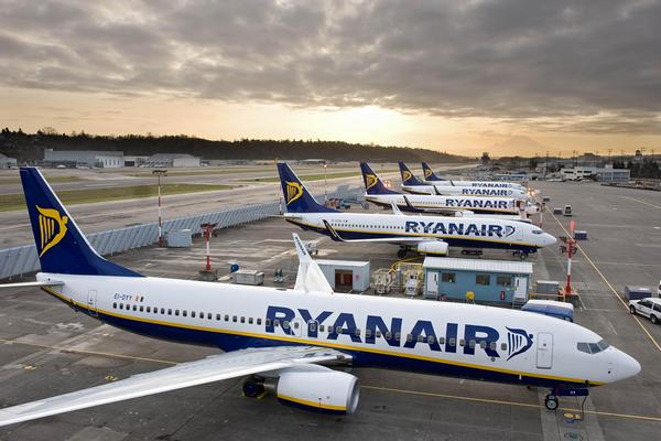 Ryanair to cancel hundreds of flights over the next six weeks