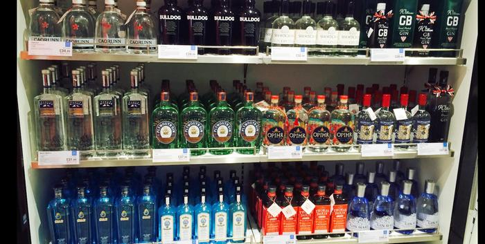 Annual UK gin sales soar to £1.2bn