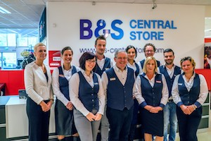 b&s holland trading group