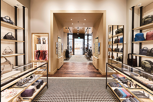 Coach to acquire the kate spade brand for travel for Leather house victor ny