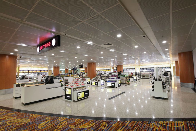 Smi Sales Total 13 3m At Yangon In First Year Travel Retail Business