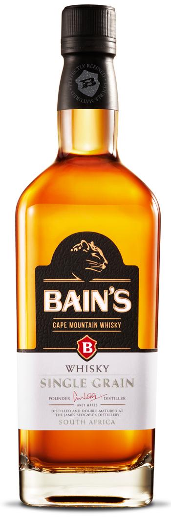 Distell bain 39 s mountain whisky for Bain s whisky