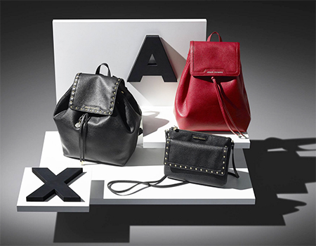 e121651c721 The Armani Exchange businesss consists of a whole range of fashion  accessories aimed at young men and women and it will be interesting to see  which lines ...