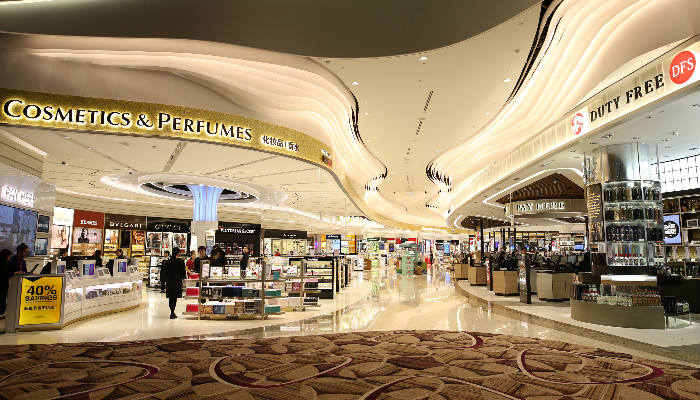 Singapore Changi Airport T4 Commercial Units Open Travel