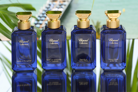 Chopard Parfums launches 'ecological' fragrance line | Travel Retail