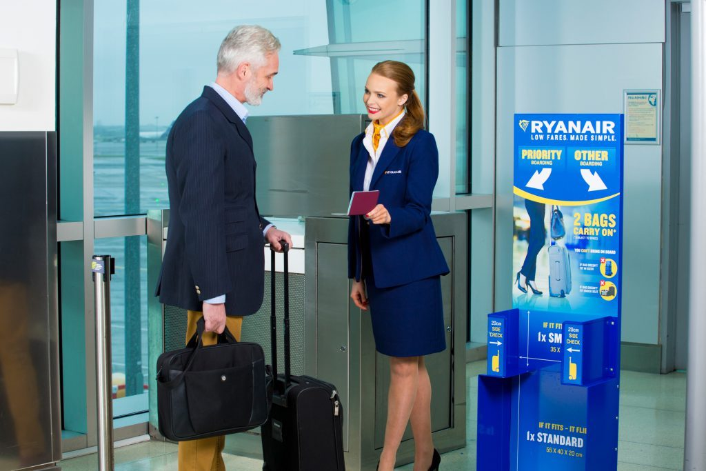 aeeb929021dc Best Carry On   Cabin Luggage for Ryanair 2019 + Reviews - goLiteTravel.   NEW SIMPLIFIED BAG POLICY