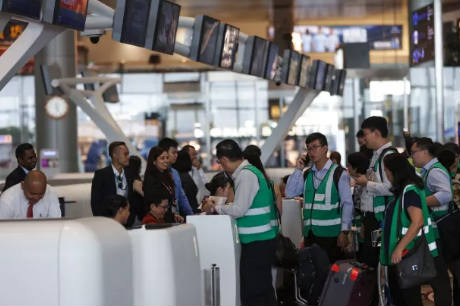 Changi Airport's new Terminal 4 enjoys successful opening day