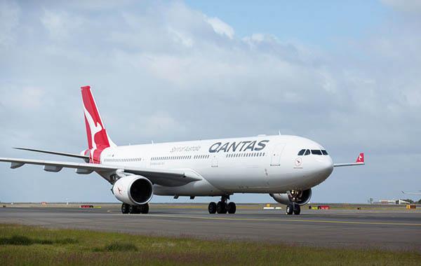 Maître Qantas