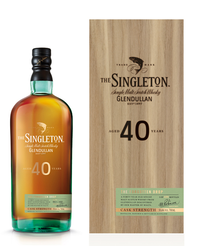 The Singleton of Glendullan 40YO