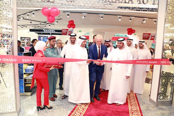 Renovated Sharjah Dufry Store Radiates Spirit Of Arabia Travel