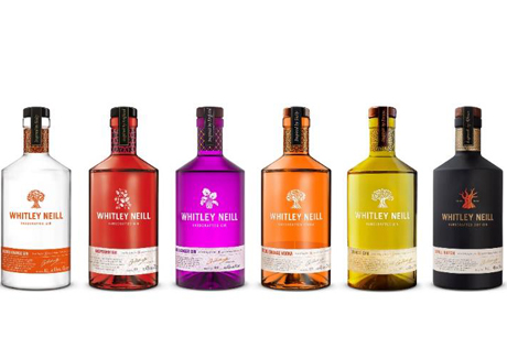Whitley Neill Extends Its Flavoured Gin Range In Df Amp Tr Travel Retail Business