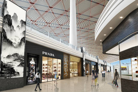 Cdfg beijing contract sets blueprint for airport growth travel cdfg will open its beijing capital airport duty free stores on 11 february malvernweather Gallery