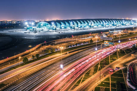 DXB Retains #1 Rank For International Traffic