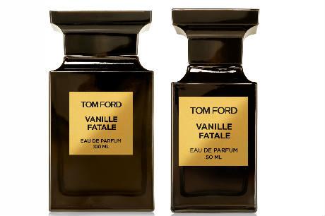tom ford stirs the senses with vanille fatale fragrance. Black Bedroom Furniture Sets. Home Design Ideas