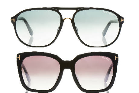 a27b6f8bc840f Tom Ford in twin eyewear release with Marcolin and DFS