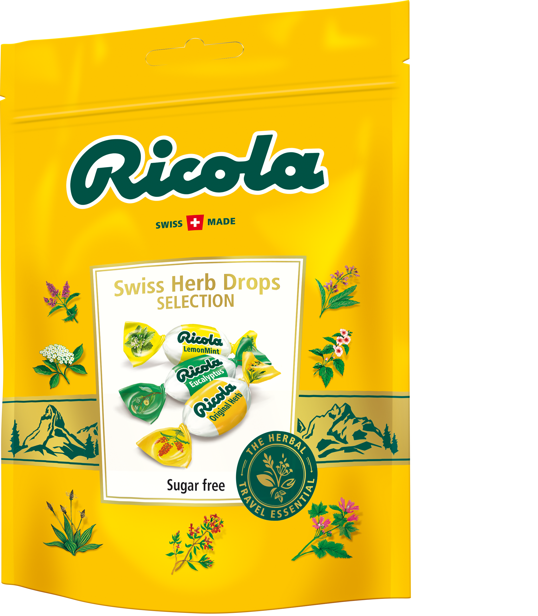 Ricola To Highlight New Packs At Tfwa Singapore Show