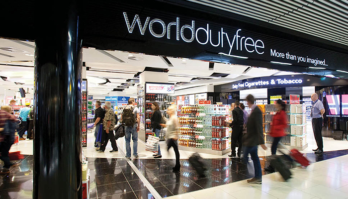 London Gatwick reports +10% retail revenue rise in first