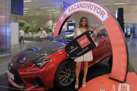 Win A Car Lottery Resumes At Ataturk Izmir And Ankara Travel
