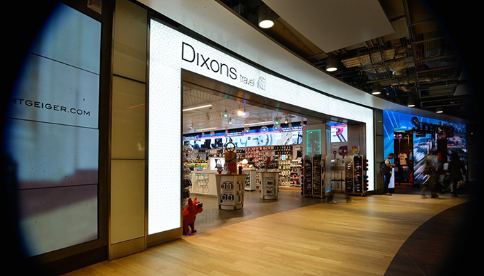 Dixons-Travel