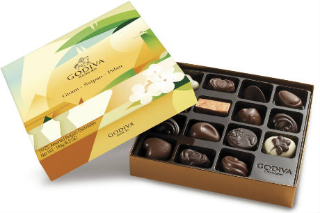 Godiva Dfs Capture Gifting Spirit With New Collection Travel