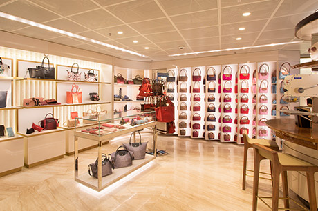 6326e32a830 Dufry and Longchamp open Hong Kong Airport boutique | Travel Retail ...