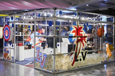 17bcb69c7 Louis Vuitton enters LHR T4; readies at Paris CDG T2E | Travel ...