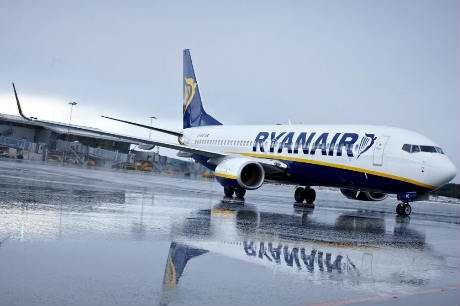 Ryanair brings in new policy charging passengers for taking luggage onboard