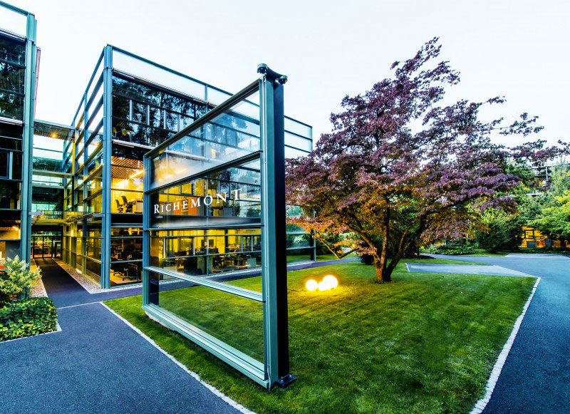 8d7af6e763f3 Richemont   Alibaba forge new partnership for YNAP