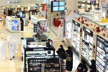 abu dhabi airport duty free price list