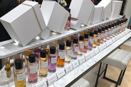 Parfums Christian Dior Builds Maison At Heathrow T5 Travel Retail