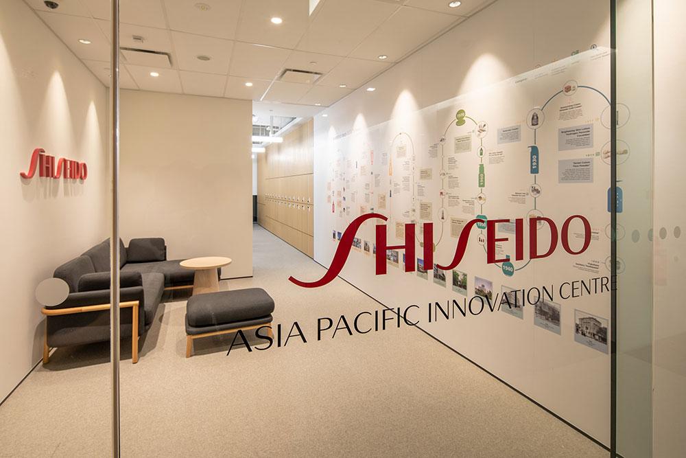 Shiseido opens singapore hub for travel retail asia travel retail business - Shiseido singapore office ...
