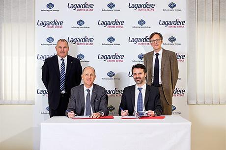 Lagardère TR and GAC Dubai finalise logistics agreement | Travel