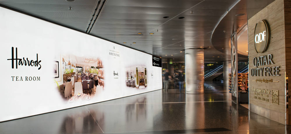 e7390b5c0f First-of-a-kind Harrods Tea Room to land at HIA with QDF | Travel ...