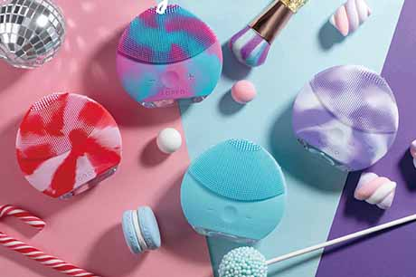 Foreo Luna Mini 2 Candy Collection LEP hits Korean travel