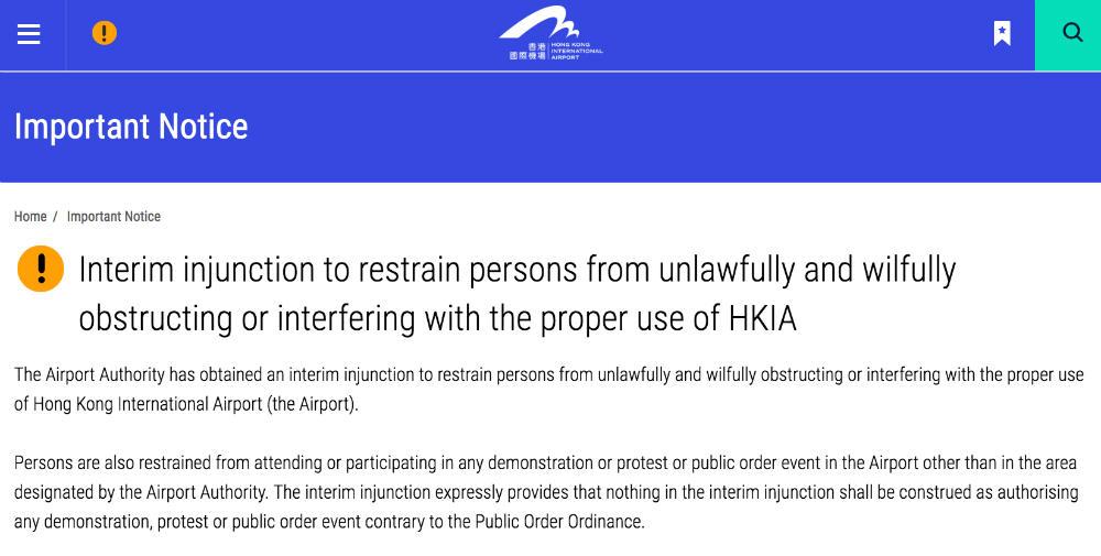 Interim-Injunction-HKIA