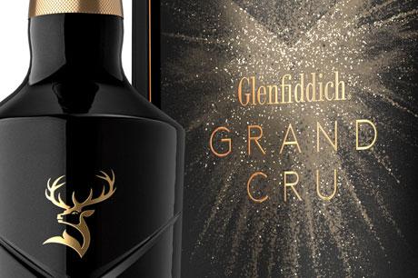 Fine sparkling wines lend flavour to Glenfiddich's milestone