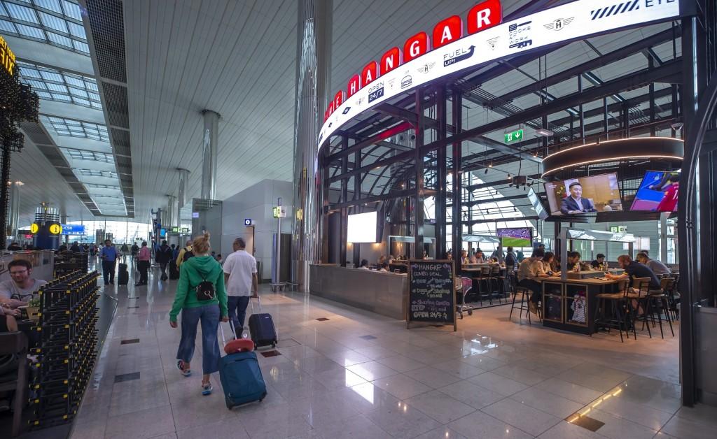 Аэропорт дубай терминал 3 проект дома рубеж