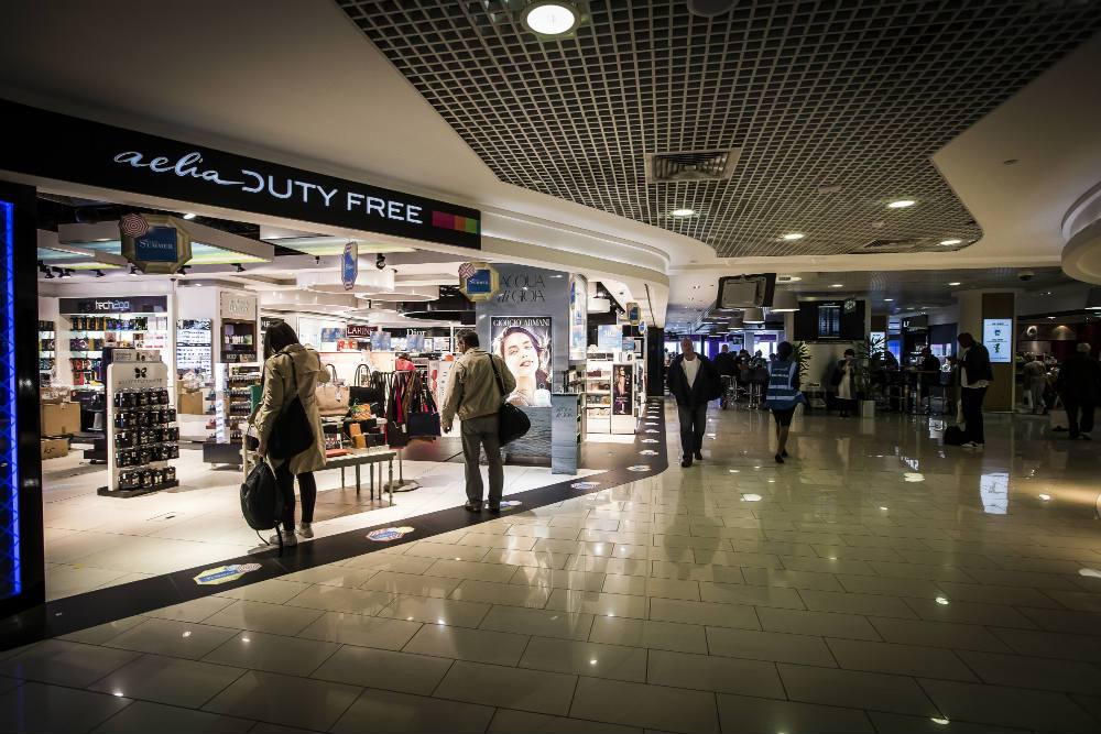 aelia duty free london city airport