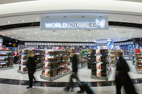 heathrow terminal 5 duty free shops