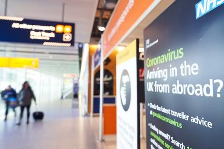 United Kingdom  to give airports aid after COVID rules tightened