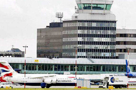 Airport group revenues top £800m as passenger numbers soar